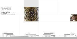 Propuesta de remodelación del Monasterio gótico de Natzaret en san Clemente · Proposal for renewal the gothic monastery of Nazareth in San Clemente