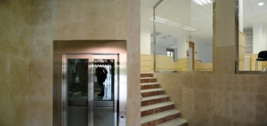 Enlargement and remodeling of Teruel Courts Building
