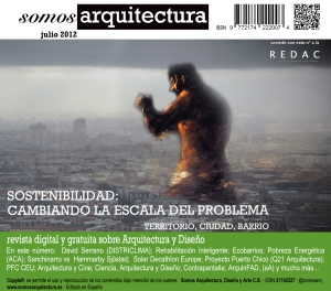 Nº4 Sobre la Sostenibilidad en el territorio. Nº 4 On Sustainability in the territory.